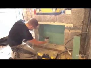 📹 Видео пособие: как маскировать батарею отопления