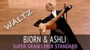 Bjorn Bitsch Ashli Williamson Вальс 2018 GOC Professional Division Super Grand Prix STD