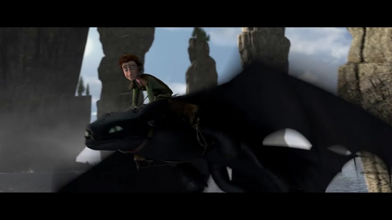 How to train your dragon- HTTYD. Я не сплю , я живой( skillet)