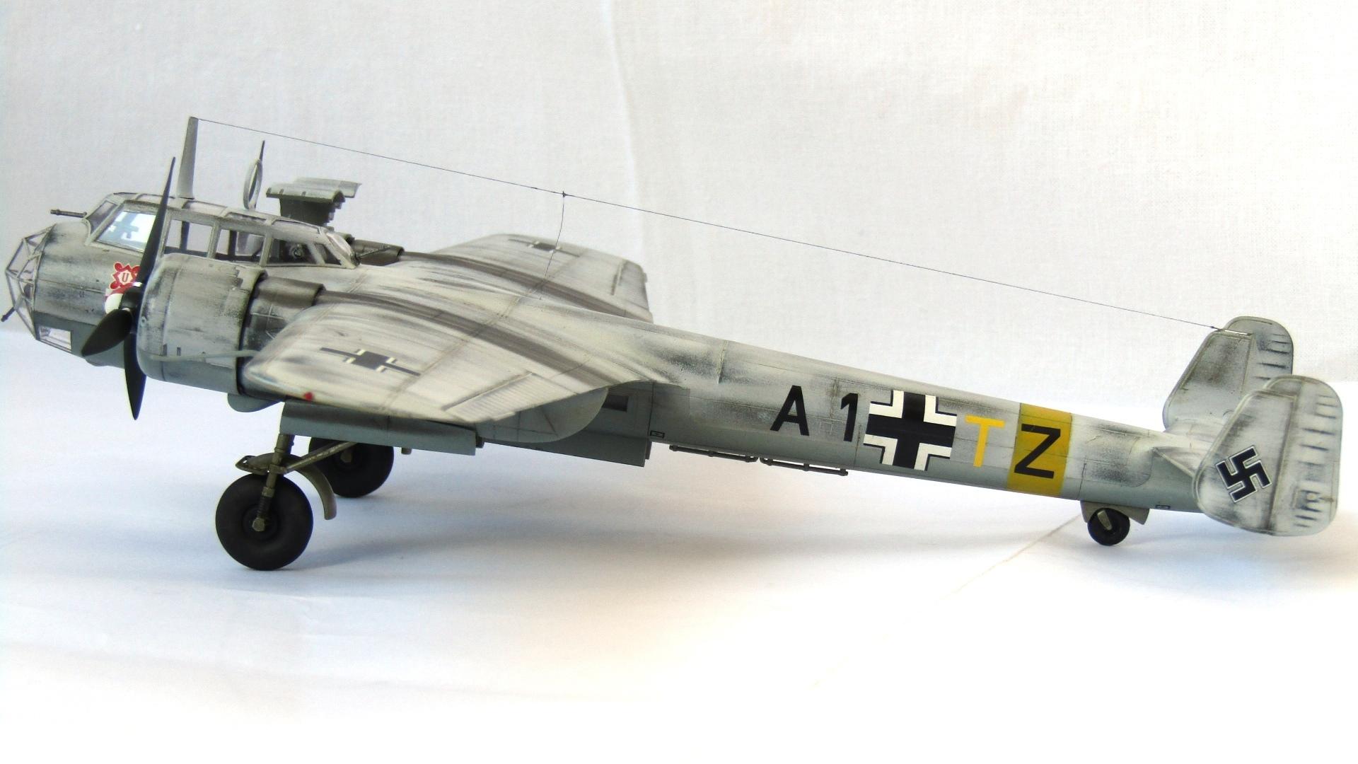Do-17 Z-2 1/72 (ICM) WGMkzMqbZXo