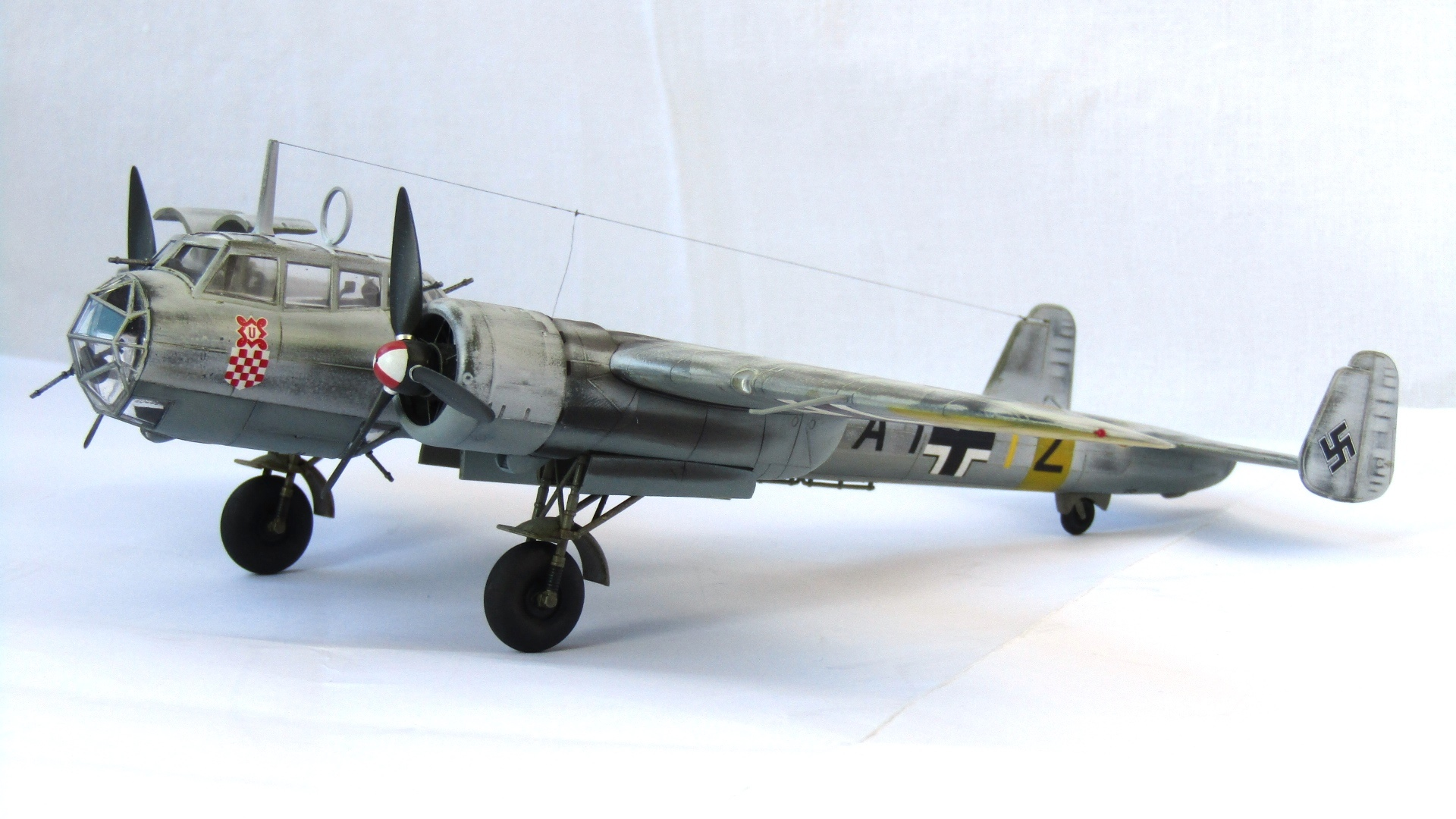 Do-17 Z-2 1/72 (ICM) 4lQc4cLYG3k
