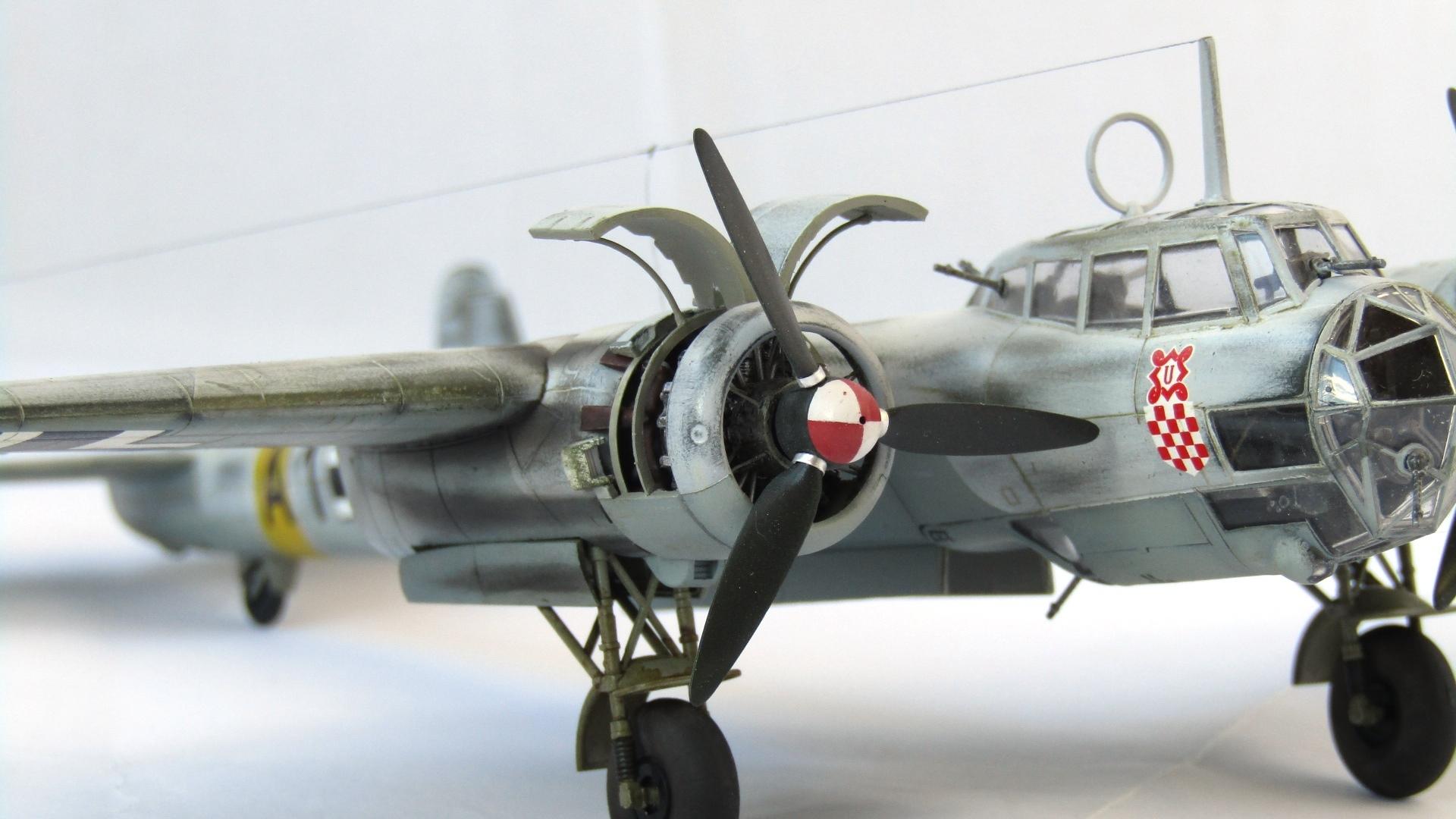 Do-17 Z-2 1/72 (ICM) VG_YUHKFvpA