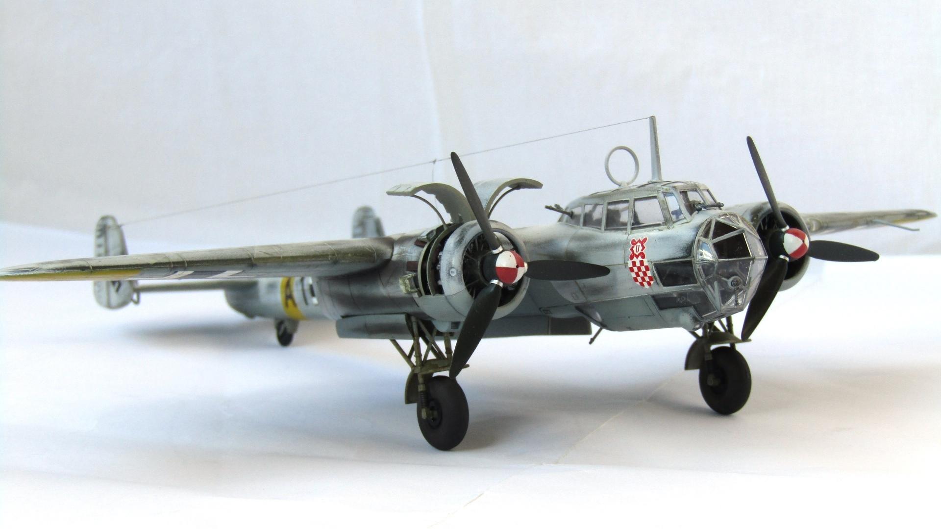 Do-17 Z-2 1/72 (ICM) Gsehv_yOic8