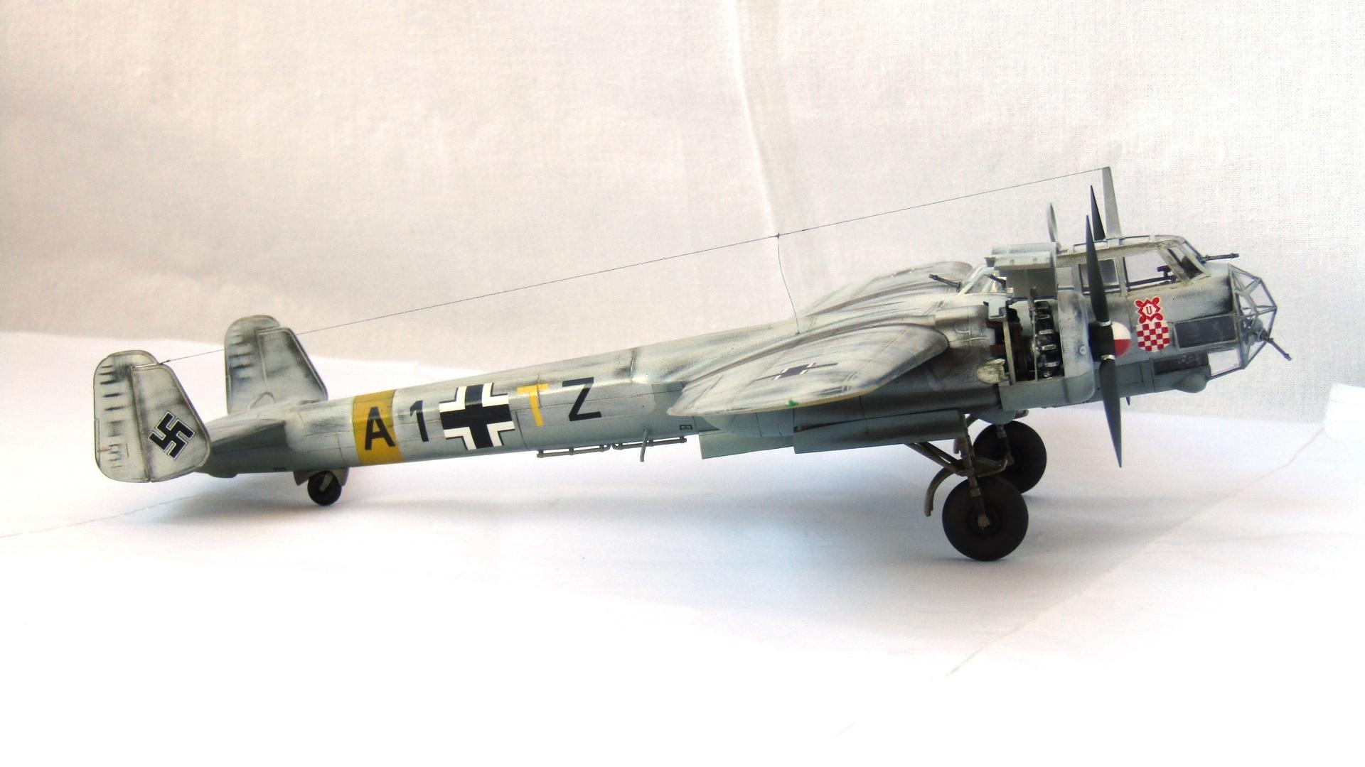 Do-17 Z-2 1/72 (ICM) CZZb1hAuACU