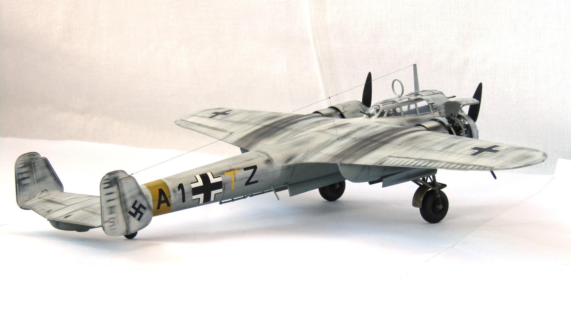 Do-17 Z-2 1/72 (ICM) Ah_bi6-1umc