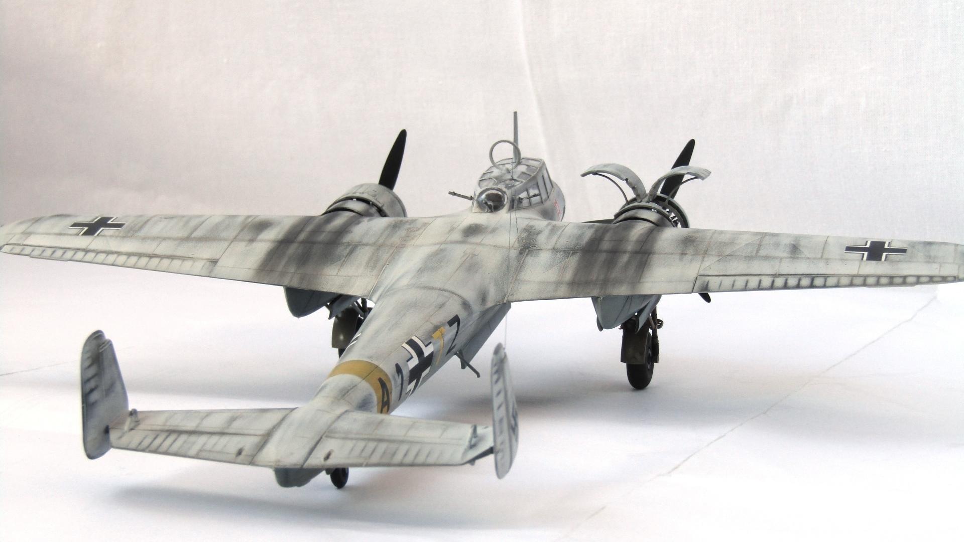 Do-17 Z-2 1/72 (ICM) Pd5jeaiH9j4