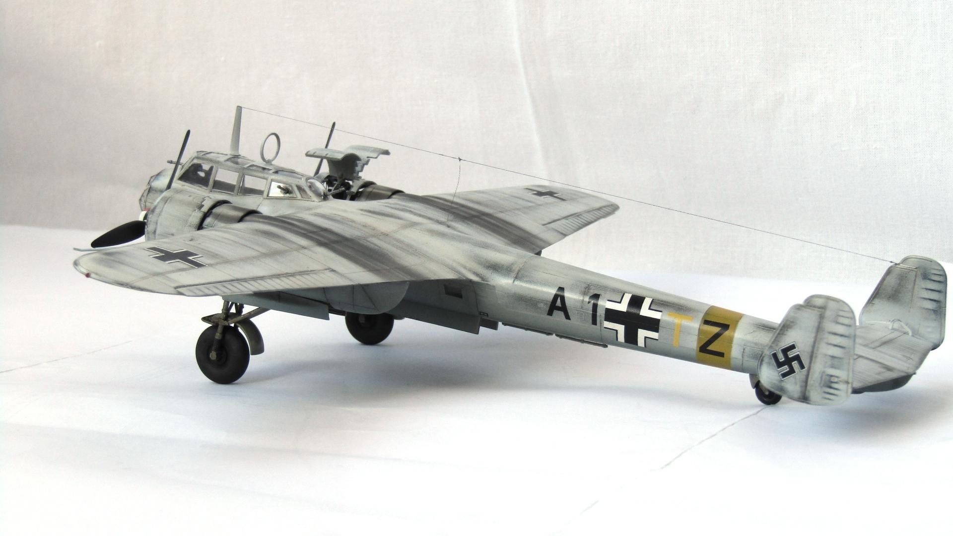 Do-17 Z-2 1/72 (ICM) RSm3OMgYvh4