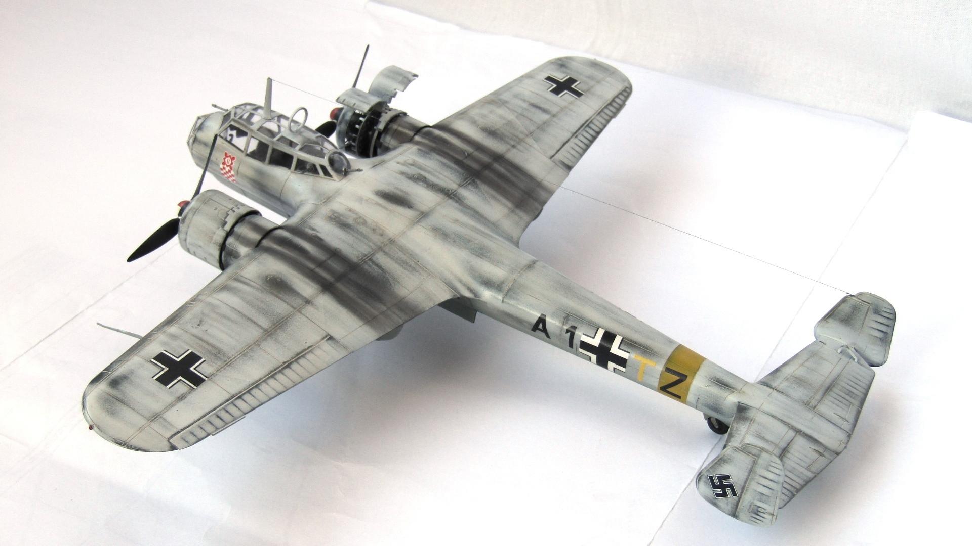 Do-17 Z-2 1/72 (ICM) JwFyaLuUKUk