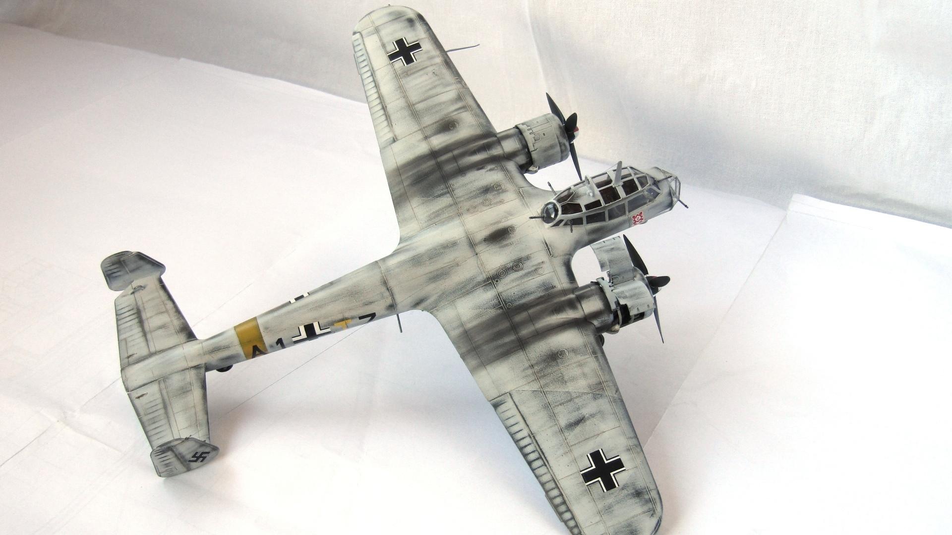 Do-17 Z-2 1/72 (ICM) HL-YsiUcbws