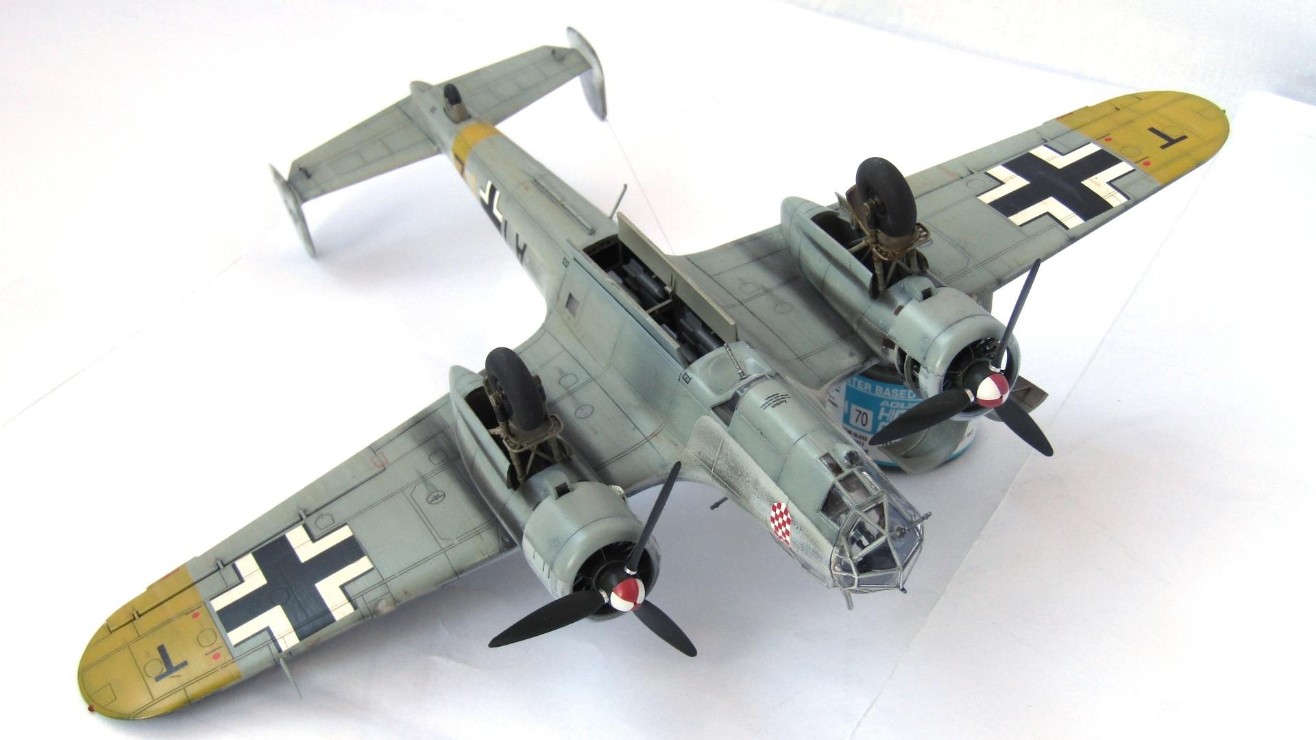 Do-17 Z-2 1/72 (ICM) JOzbUEUNNNQ