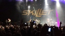 Skillet (Moscow, Russia, 23.11.2016)