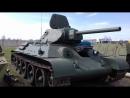 Танк Т 34 76, БМП 2, ГАЗ 73 9мая г Тольятти музей имени Сахарова