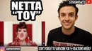 Netta - TOY - Israel - Official Music Video - Eurovision 2018 REACTION