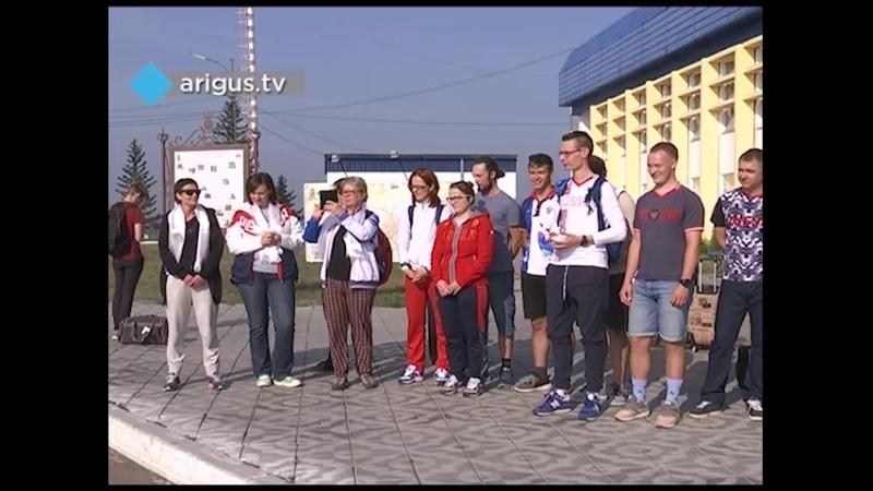 В Бурятию для подготовки к чемпионату мира прибыла сборная России по пулевой стрельбе