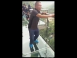 Стеклянный мост в Китае. Для тех, кому не хватает адреналина - Полезное образование