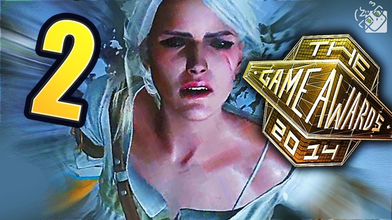 [gagatunFeed] The Game Awards 2014 - The Witcher 3, Before, No Man's Sky, Zelda (Гагатун, Своти и Юзя) 2