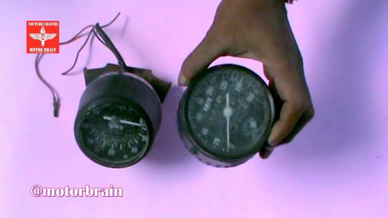Cara Mudah Hilangkan Retak Retak Pada Speedometer