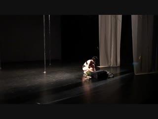 Гиндина София. Шоу Transformation - Pole Dance Style