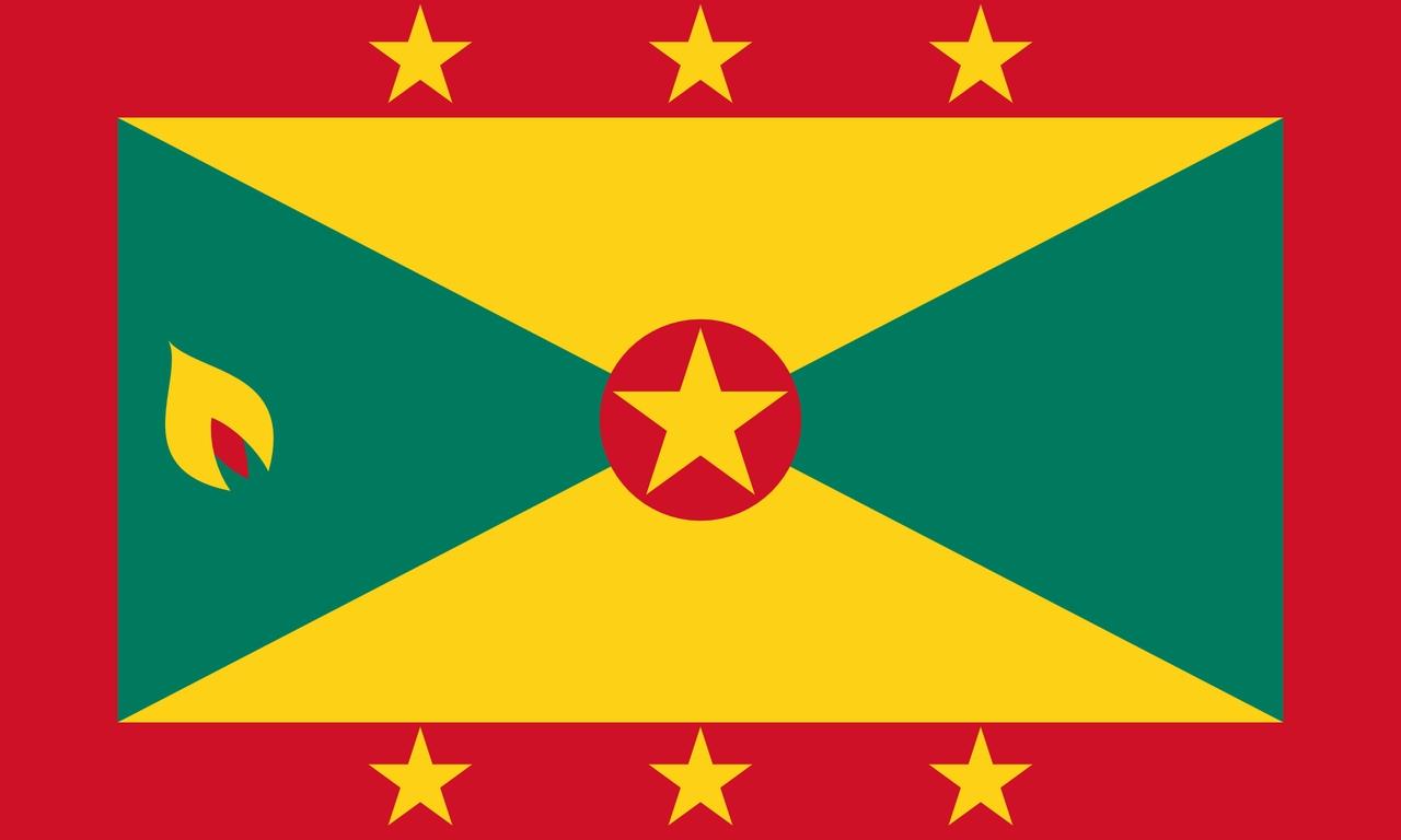 Флаг Гренада