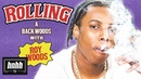 How to Roll a Backwoods with Roy Woods (HNHH)