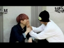 Yoongi enjoyed that Taehyung was blindfolded He took advantage of the situation