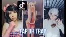 🤔😳 Tik Tok Fap Or Trap Edition V1🤔😳