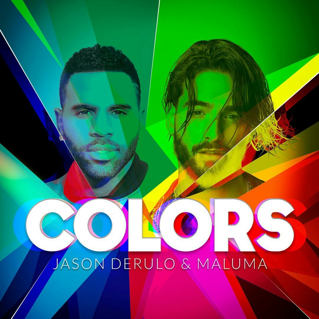 NEW SONG: Jason Derulo & Maluma – Colors – EDM Lovers