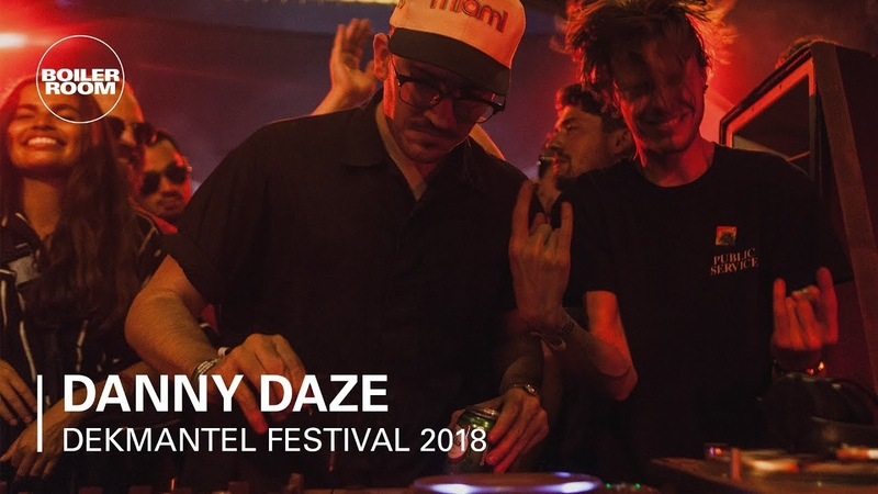 Danny Daze | Boiler Room x Dekmantel Festival 2018