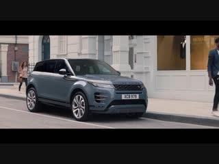 Новый Range Rover Evoque - Дизайн