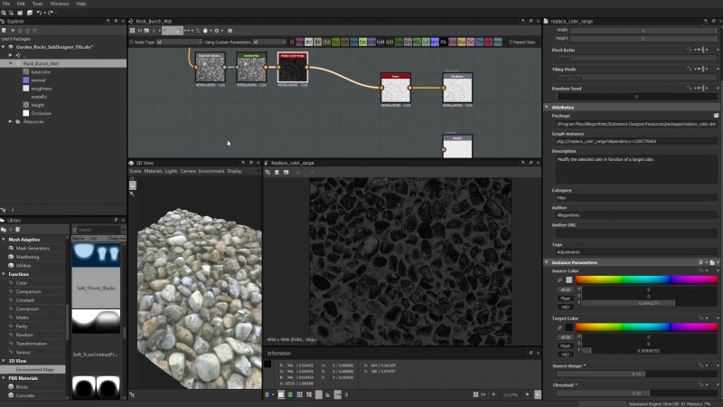 Урок 5. PBR Metal Rough Workflow