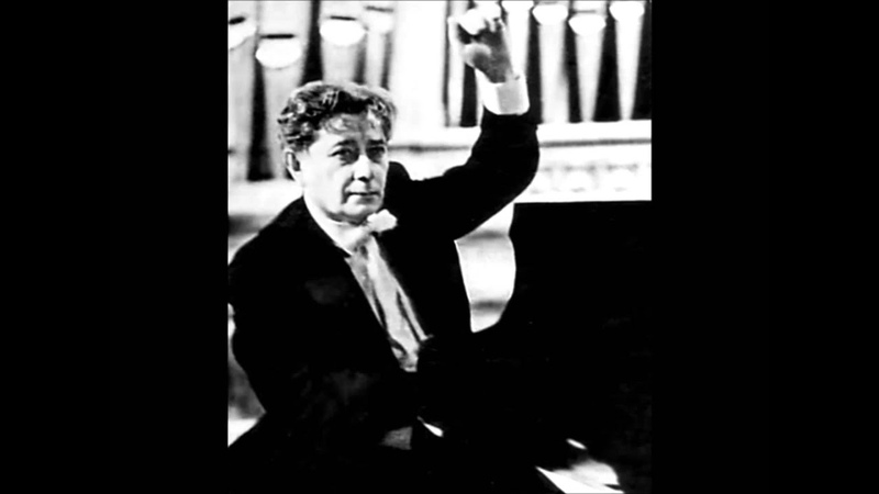 Grigory Ginzburg plays Tchaikovsky Piano Concerto No.1, Op.23