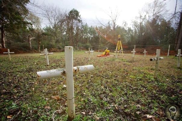 27 неизвестных могил обнаружили на территории заброшенной школы для мальчиков во Флориде