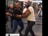 Mike Tyson and Jon Jones