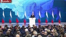 Vladimir Putin threatens USA with Russia's new missiles in his 2019 Address to Federal Assembly