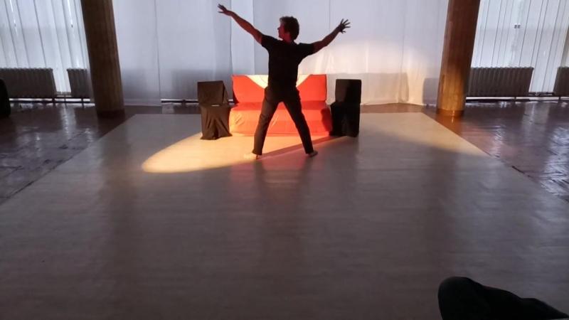 Танец Саломеи Набросок