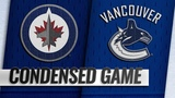 111918 Condensed Game Jets @ Canucks