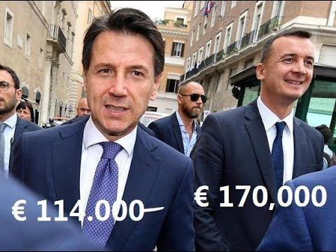 Rocco Casalino, A palazzo Chigi: guadagna più del presidente del consiglio Conte