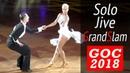 Final - Solo Jive   GrandSlam LAT   2018 German Open Championships