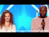 Dakota &amp Nadia performed an AMAZING dance against domestic violence France's Got Talent 2018