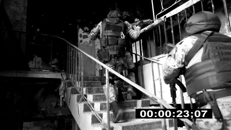 Лестница СпецНаз Шоу