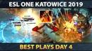 Best Plays ESL One Katowice 2019 - Day 4