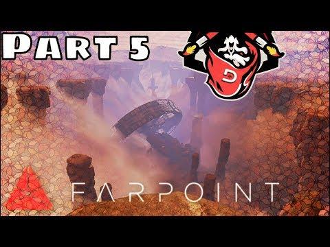 Farpoint 05 🎮 (Rus | PS4 | Pro | Aim | Controller)