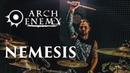 Arch Enemy - Nemesis - Drum Cover