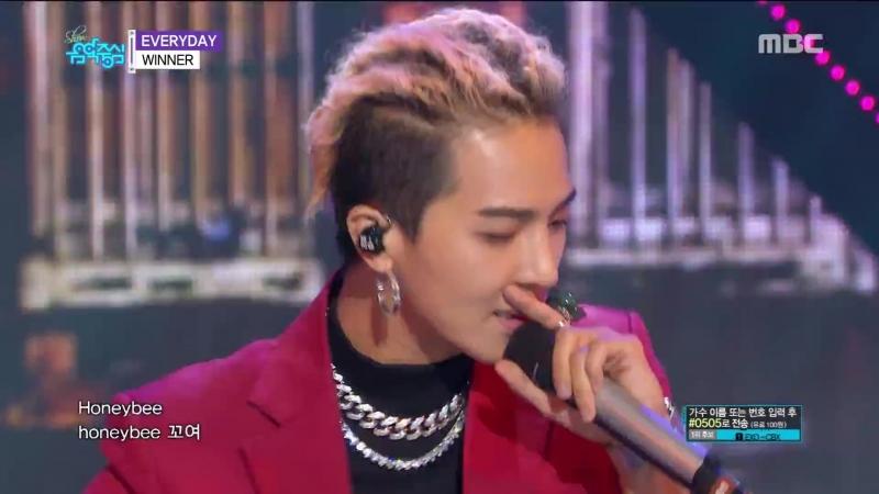 Winner - Everyday @ Music Core 180421