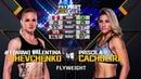 UFC 231 Free Fight: Valentina Shevchenko vs Priscila Cachoeira