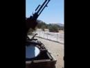 الله اكبر فيديو يوضوح عمليه تمشيط قامت به القوات المسلحه المتمركزه بلمدخل الغربي للمدينه لثانويه الشرطه الواقعه غرب المدينه .