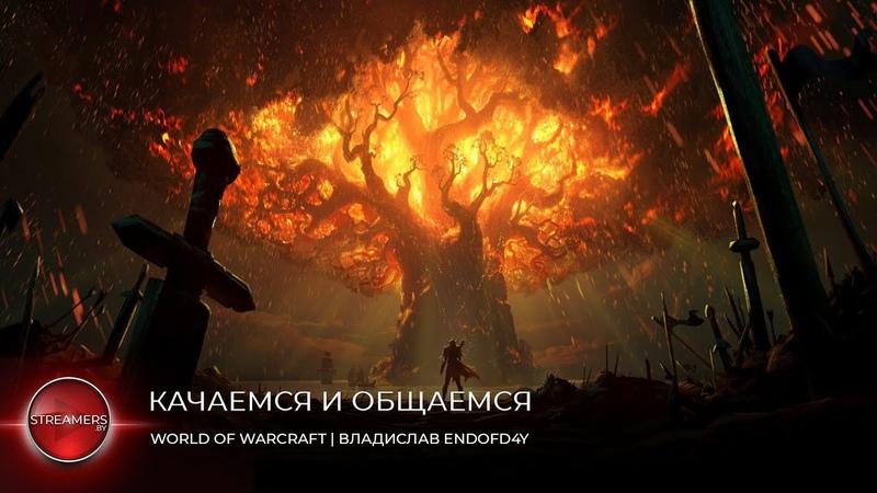 Качаемся и общаемся 2 (World of Warcraft)