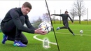 STEVEN GERRARD F2 AMAZING SHOOTING SESSION! *WATER-BOTTLE EDITION*