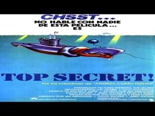 Comedia.- top secret.- (1984).español