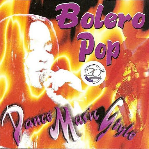 Натали альбом Bolero Pop: Dance Music Style